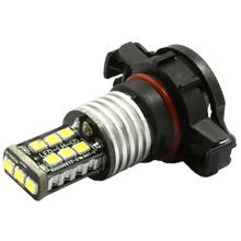 Buy 1 pair H16 2835 Chip High Power LED Xenon Fog Light Lamp white for $3.52 in AliExpress store