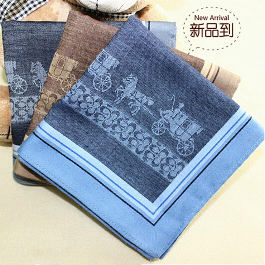 Handkerchiefs. The ultimate men's accessory? Handkerchiefs. Perfect for slipping into the side pocket of your shirts or jackets as a functional decoration, you'll love the polished aesthetic of this must-have!