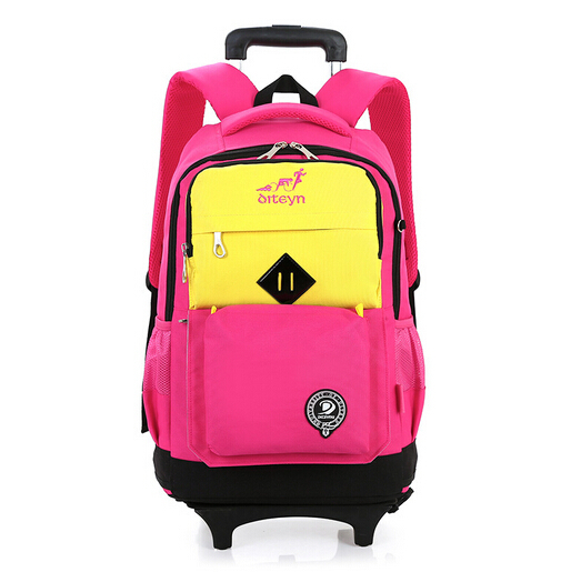2015 new school bags children backpacks mochila infantil bolsas removable backpack kid bag trolley casual fashion &88082 - Top Selling Best Store store