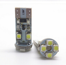Brand New 12V 1.5w T10 SMD 8-LED Car External Lights 2 Pcs Car Clearance Lights(China (Mainland))