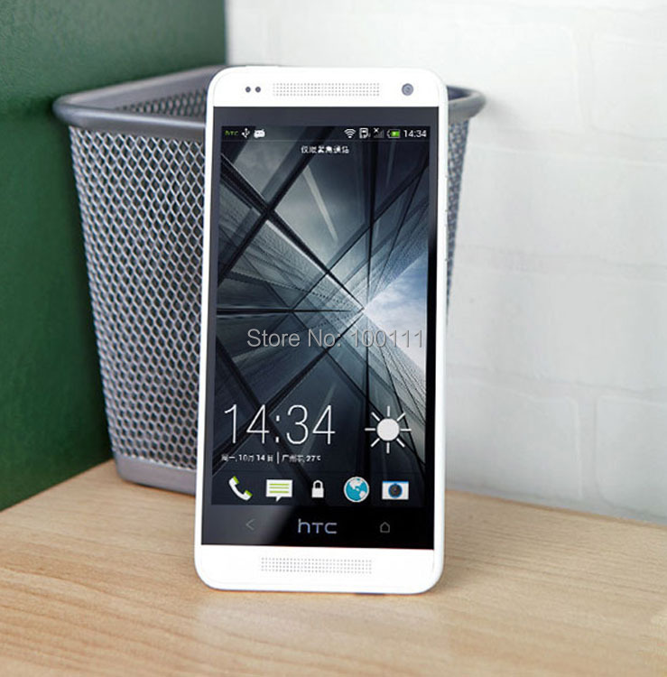 Unlocked Original HTC ONE Mini cell phone 601e Qual-Core 16GB 4.3 inch 4MP WIFI Android Smartphone,Free Shipping(Hong Kong)