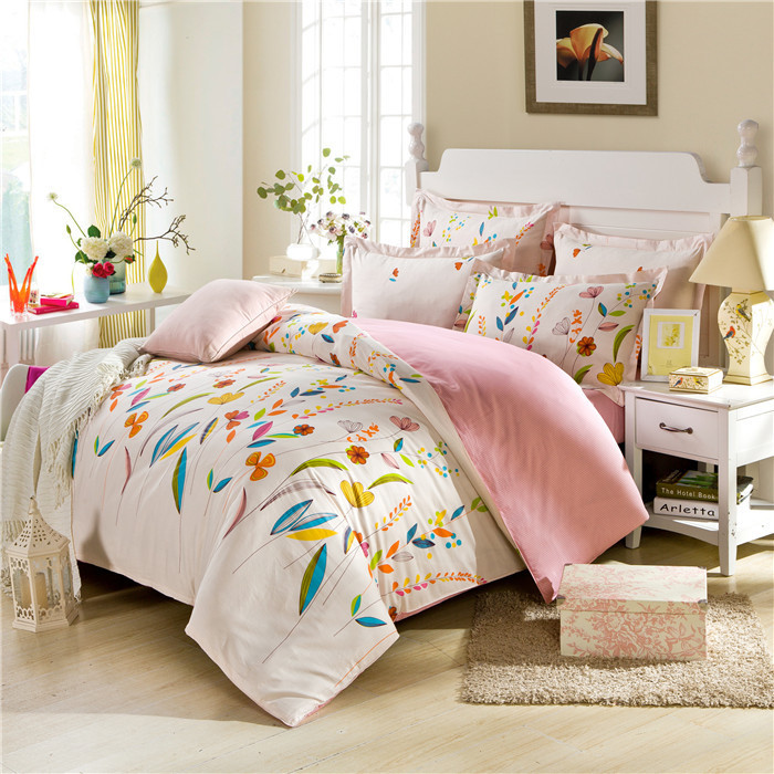 factory direct new arrival couvre lit king size comforter set queen bedding set floral duvet. Black Bedroom Furniture Sets. Home Design Ideas
