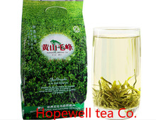 Free shipping 250g Green Tea Real Organic new early spring Huangshan Maofeng tea, Green Chinese green tea for weight loss+Gift