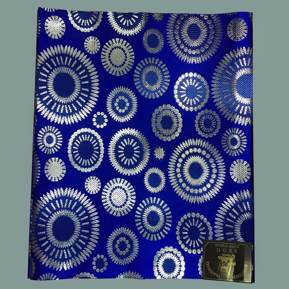 sego headtie blue, nigeria headties sego gele head tie 2016 african gele fabric 2pcs/pack LXL-4-4(China (Mainland))