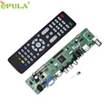 New V59 Universal LCD TV Controller Driver Board PC VGA HDMI USB Interface Oct14