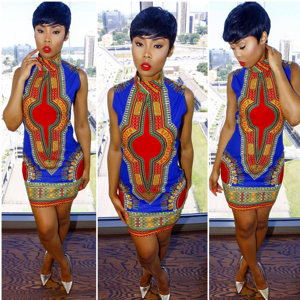 African Print Dresses Online