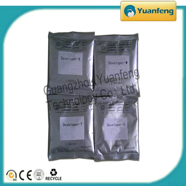 compatible XEROX DCC5065 252 250 242 240 260 7550 7600 6550 developer (CMYK)(China (Mainland))