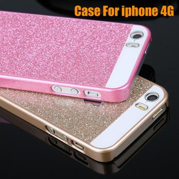 Бесплатная новинка простой мобильный телефон чехол материал пк чехол крышка оболочка для Iphone 4 4S 4 г жесткий чехол чехлы SJ010701