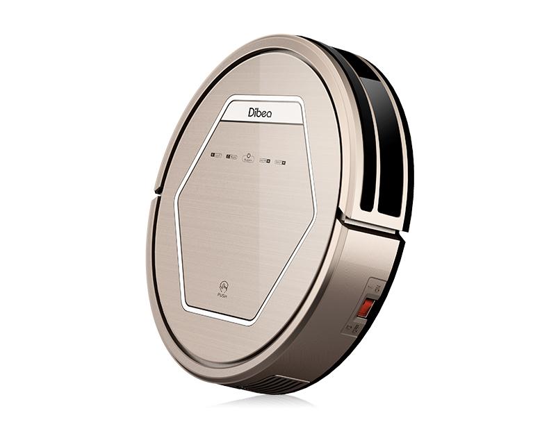 Energy Saving Cleaner Vacuum Cleaner Dibea ZN-808 Smart Cleaner Vacuum for Family(China (Mainland))
