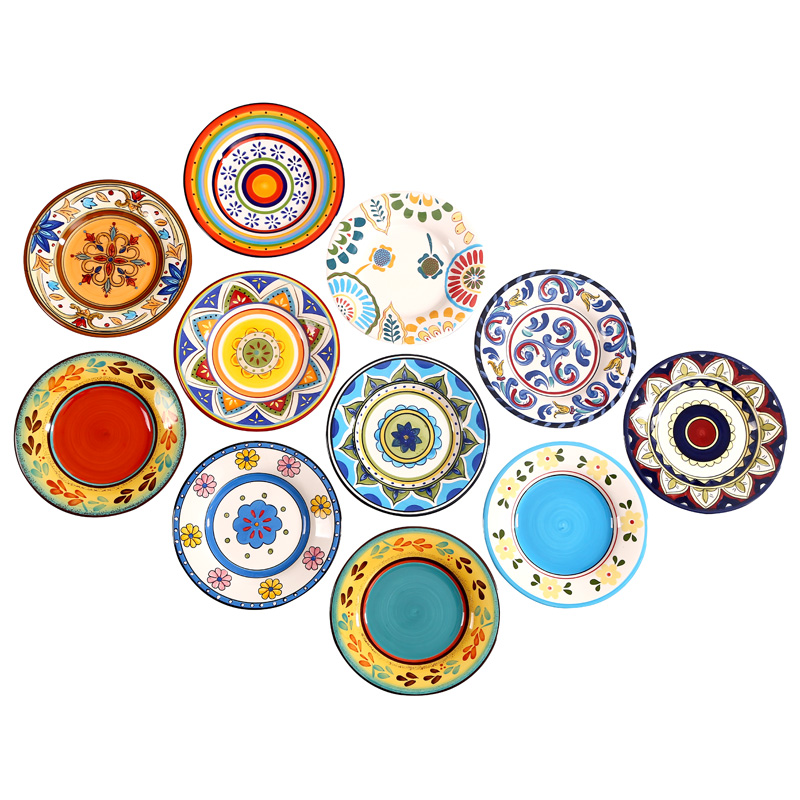 Online Buy Wholesale Moroccan Plates From China Moroccan