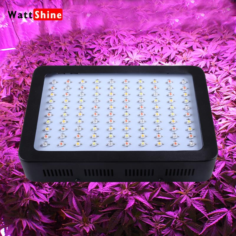 wattshine 2015 the newest led grow light 300w led light Coral SPS/LPS. Free Duty+50000 hours lifespan+3 years wattanty(China (Mainland))