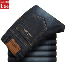CONNER LEE 2016 Summer Fashion Brand jeans men skinny jeans mens Casual denim pants jean slim fit men jeans pantalones vaqueros(China (Mainland))