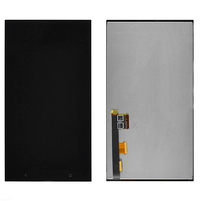 For HTC One Max LCD screen display+ touch screen digiziter free shipping(China (Mainland))