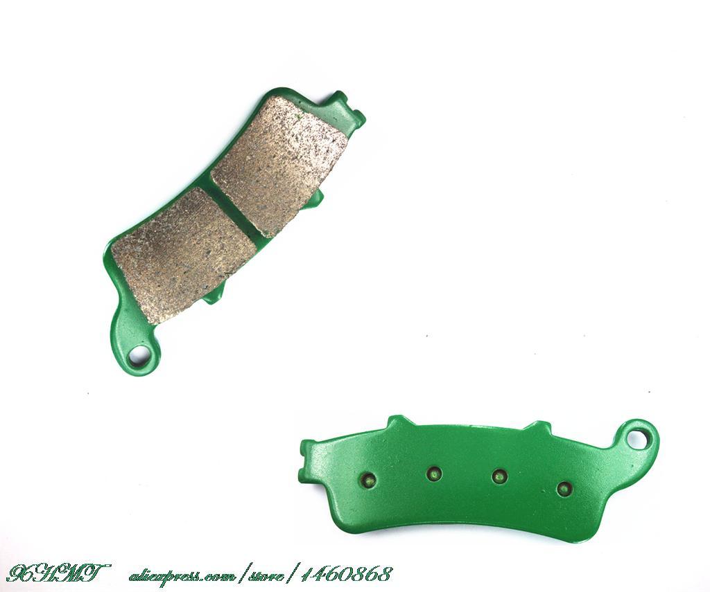 Brake Pads fit HONDA VTX1800 VTX 1800 1800cc 2001 & up Front Right Sintered Metal Qty:2pads(China (Mainland))
