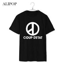 Buy ALIPOP KPOP BIGBANG GD Coup D'etat Antiwar Album Shirts Casual Cotton Clothes Tshirt T Shirt Short Sleeve Tops T-shirt DX050 for $8.52 in AliExpress store