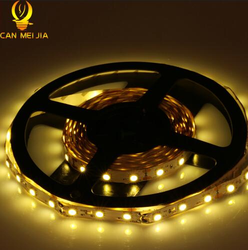 5m/pcs RGB Led Strip Light White 5m SMD 5050 3528 Led Ribbon Diode Tape Neon Rope Lights 12V 3A Adapter(China (Mainland))