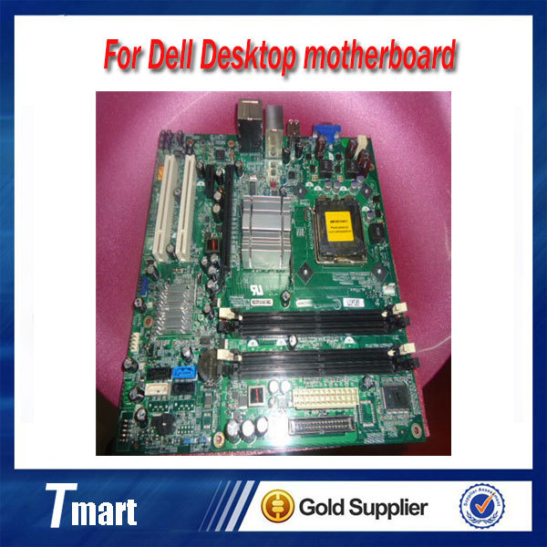 100% working For DELL 530 530S for Vostro 200 G33M02 G33 Desktop Motherboard CU409 RY007 RK936 fully tested(China (Mainland))