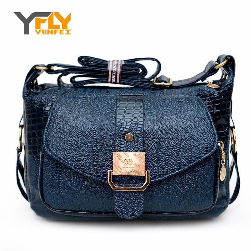 2016 Hot Sale Women Messager Bags High Quality PU Leather Shoulder Bag Mom Causal Crossbody Bags Women Handbags Bolsas DB5723(China (Mainland))