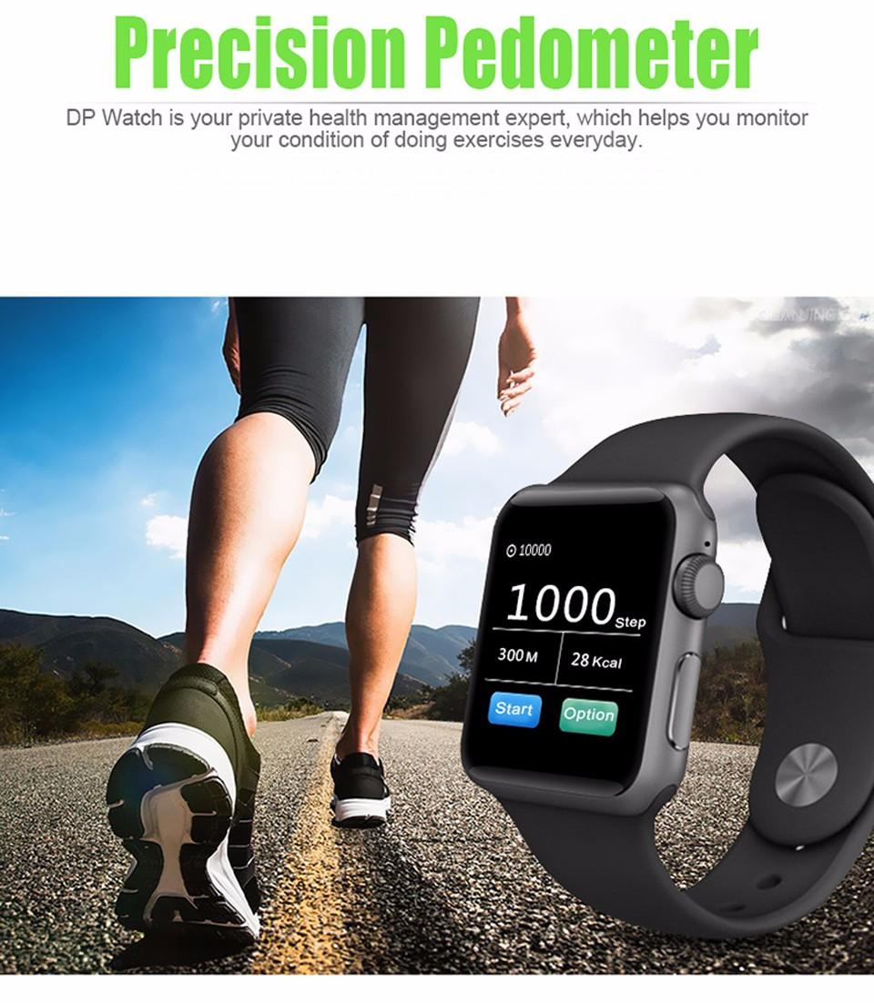 SHAOLIN Bluetooth Smart Watch 11 SmartWatch for apple iPhone IOS Android Smartphones looks like apple watch Reloj Inteligente-18