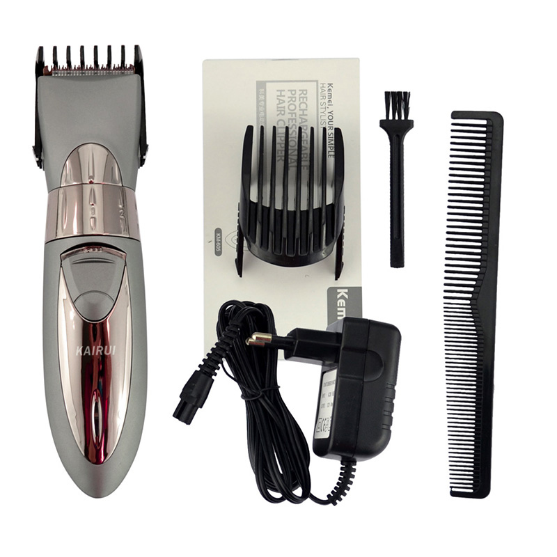 buy new rechargeable beard hair clipper. Black Bedroom Furniture Sets. Home Design Ideas