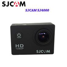 100% Original SJCAM SJ4000 Sports Action Camera Diving 30M Waterproof HD extreme Helmet mini Camcorder 1080P Full HD 170 Degree