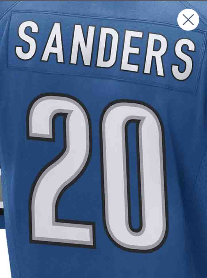 Men's #9 Matthew Stafford #20 Barry Sanders Adult Rush Limited Stafford Sanders Embroidery Free Shipping(China (Mainland))