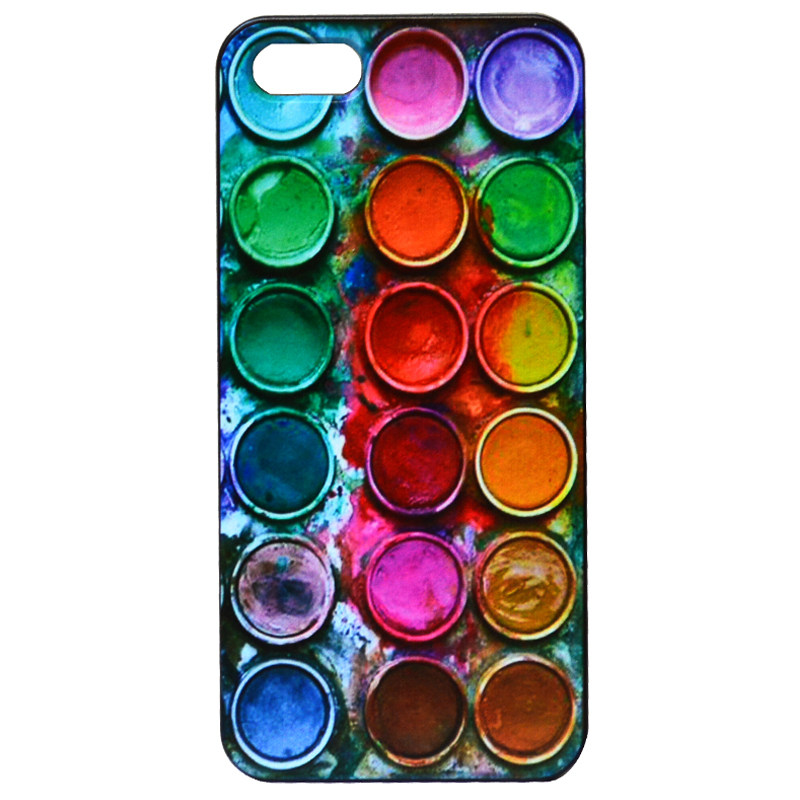 Case Cover For iphone 5c Beauty Painting Skin Custom Hard Phone Plastic Case Cover For iphone 5c(China (Mainland))