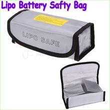 Wholesale 1pcs Lipo Battery Safety Bag Lipo Battery Guard Bag Charge Sack Battery Protection Bag for LiPo Battery 185*75*60mm