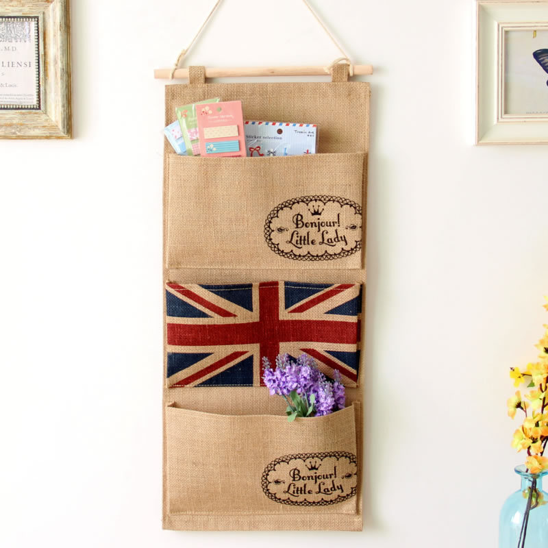 how to make jute wall hanging