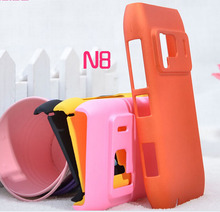Case for nokia N8 mobile phone protective cover Hard Plastic Matte Frosted Case(China (Mainland))