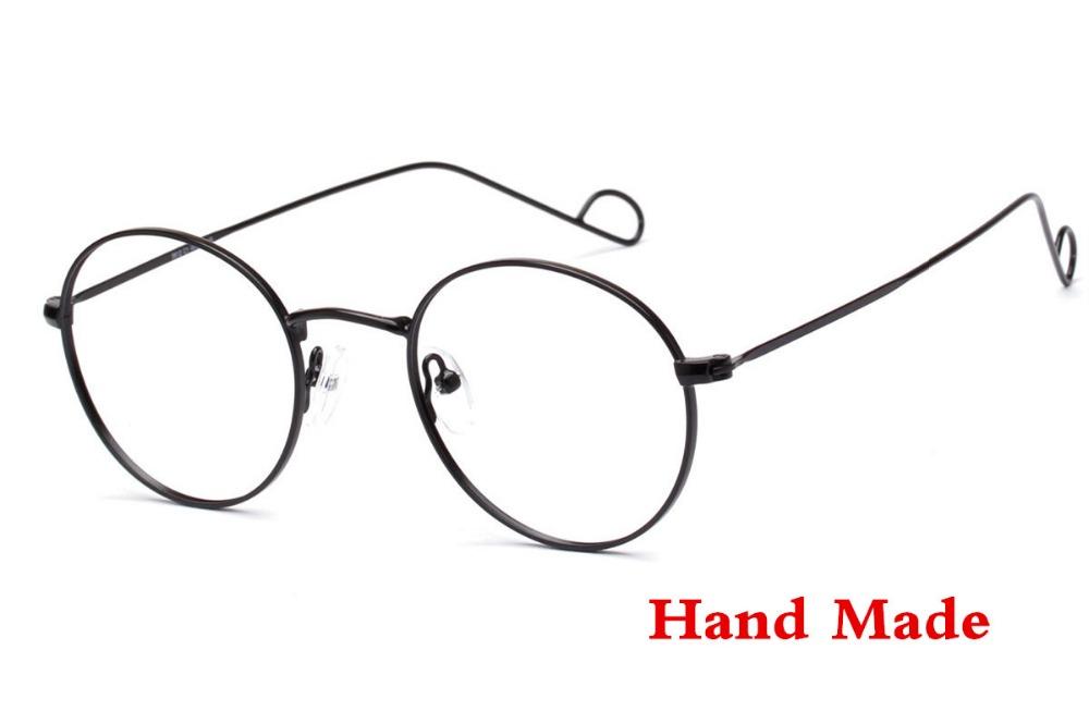 Handmade Japanese Eyeglass Frames : Hand Made Japanese Art Retro Glasses Frame Women ...