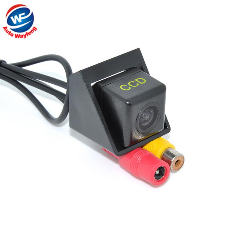 Factory Selling HD CCD Car rearview camera Car rear view camera for Ssangyong new Actyon Korando waterproof night version WF(China (Mainland))