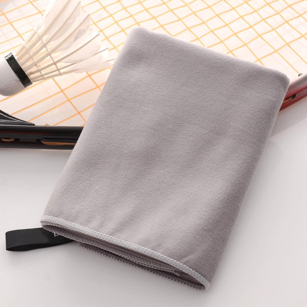 Быстросохнущее полиэфирное полотенце для тренажерного зала и йоги Мягкая ручная aeProduct.getSubject()