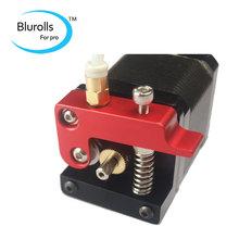 3D printer parts right-hand MK8 direct drive Extruder kit/set (no motor) compact extruder aluminum alloy