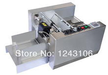 MY-420 stainless steel impress or solid-ink coding machine
