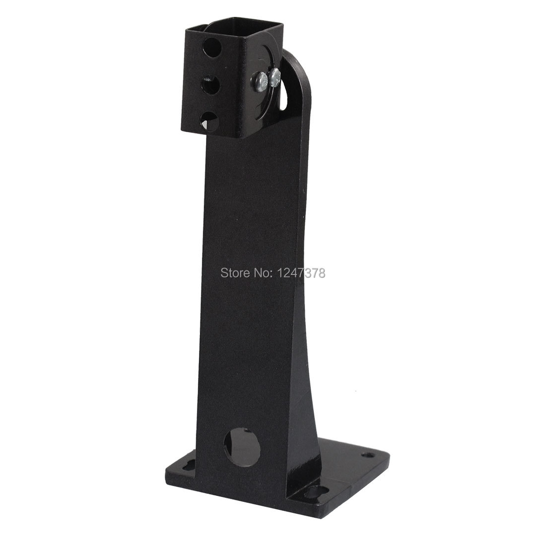Wall Ceiling Mounting Security Metal CCTV Bracket Stand 18CM High(China (Mainland))
