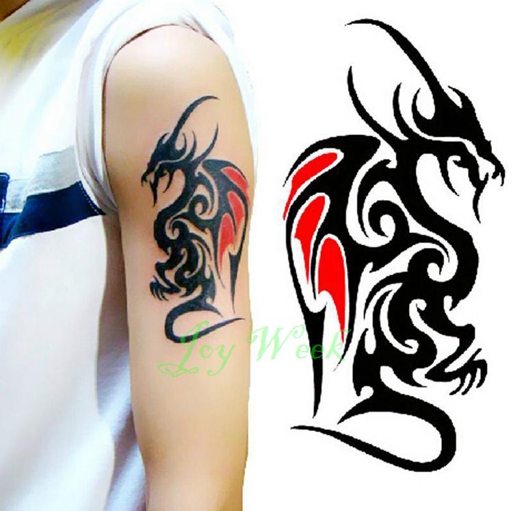 Tattoo totem water transfer fake tattoo flash tattoo china mainland