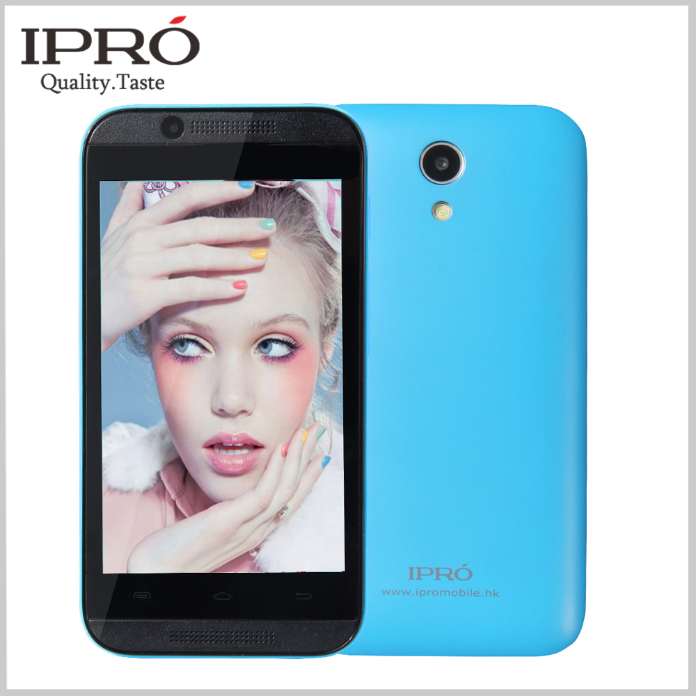 Original IPRO 4.0Inch Smartphone I9403S Celular Android 4.4 Dual Core Smart Mobile Phone 512M RAM 4G ROM 480*800 Cell Phones(China (Mainland))