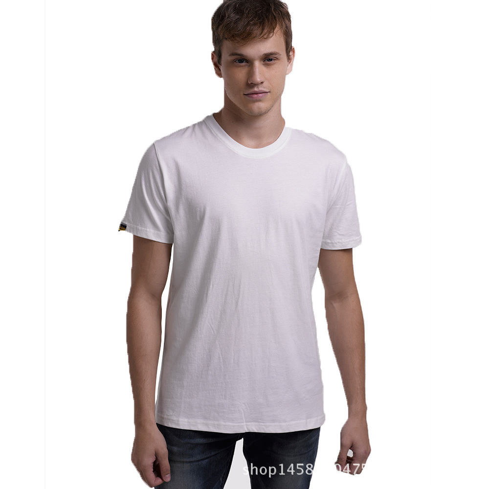 2016 Hot Sale Cotton T Shirt Men Short Sleeve Summer T ...