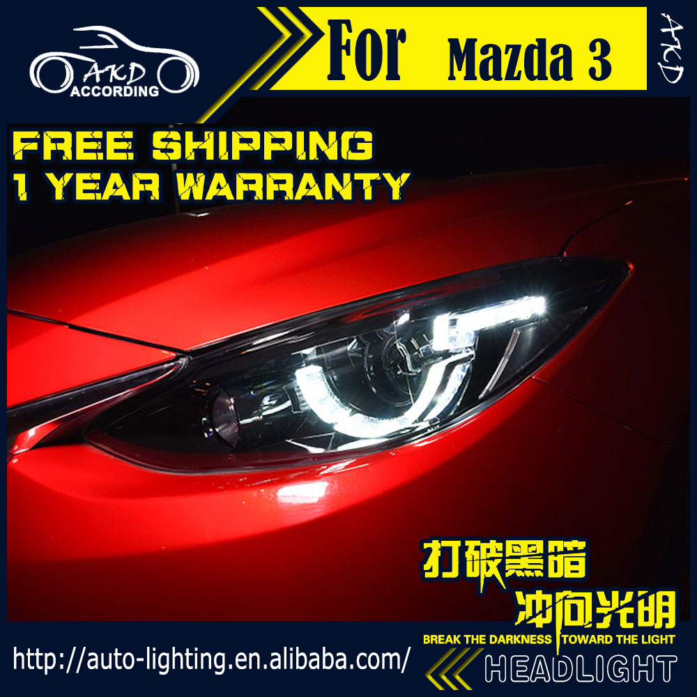 popular mazda3 drl buy cheap mazda3 drl lots from china. Black Bedroom Furniture Sets. Home Design Ideas
