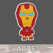 A-075 Personality Sheet Iron Man Waterproof Stickers Car And Motorcycle Trolley Car Stickers Car Stickers Graffiti Cartoon