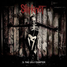 Slipknot - 5 The Gray Chapter [CD New]--2CD-Deluxe Edition(China (Mainland))