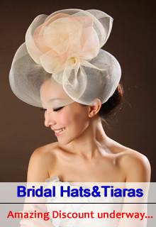 Bridal HatsTiaras