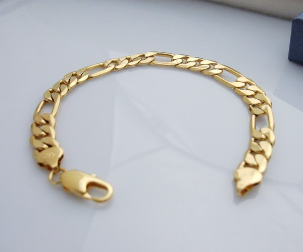 Wholesale Super deal New arrival fashion Jewelry vacuum plated 24K gold Bangle Super price !Free Shipping ZKB25(China (Mainland))