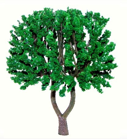 200pc 7cm  scale model plastic tree  with foliage  for   Landscape Train Model Scale architectural scenery<br><br>Aliexpress