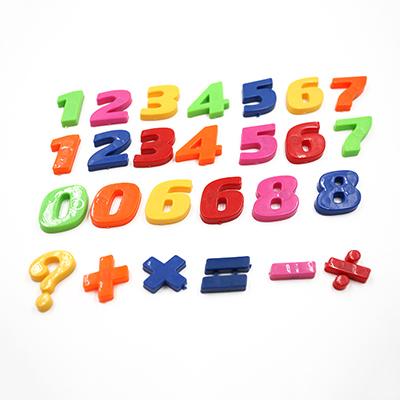 Hot Cute Fridge Magnet 1set Colorful Number Sign Fridge