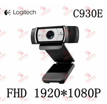 New Genuine 100% Logitech Webcam C930e Carl Zeiss 15MP 1080P FHD Camera 1080P HD Webcam DDP ASOS with retail package
