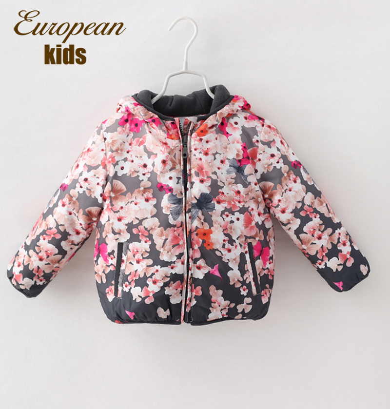 Гаджет  Free shipping 2013 top quality girls parkas clothing for children outerwear thick warm girls coat cotton clothing 4T-12T None Детские товары