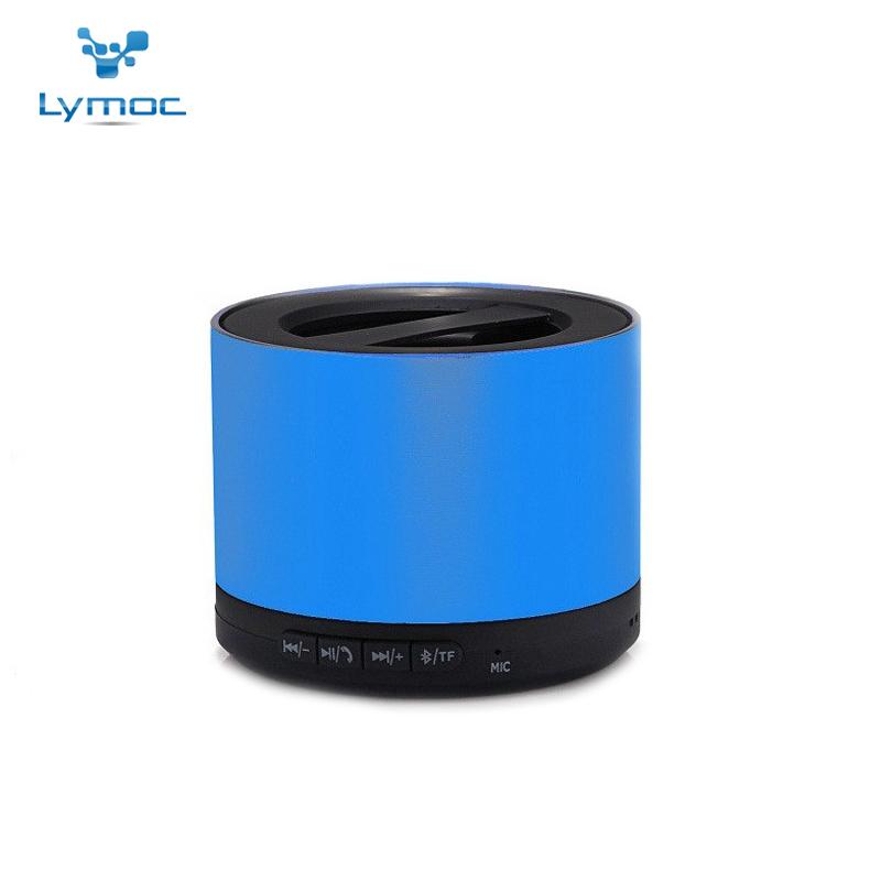 Lymoc Catherter Bluetooth Speakers BS018 Metal Mini Audio Portable Waterproof Bluetooth loudspeaker Box TF Card For All Phone(China (Mainland))