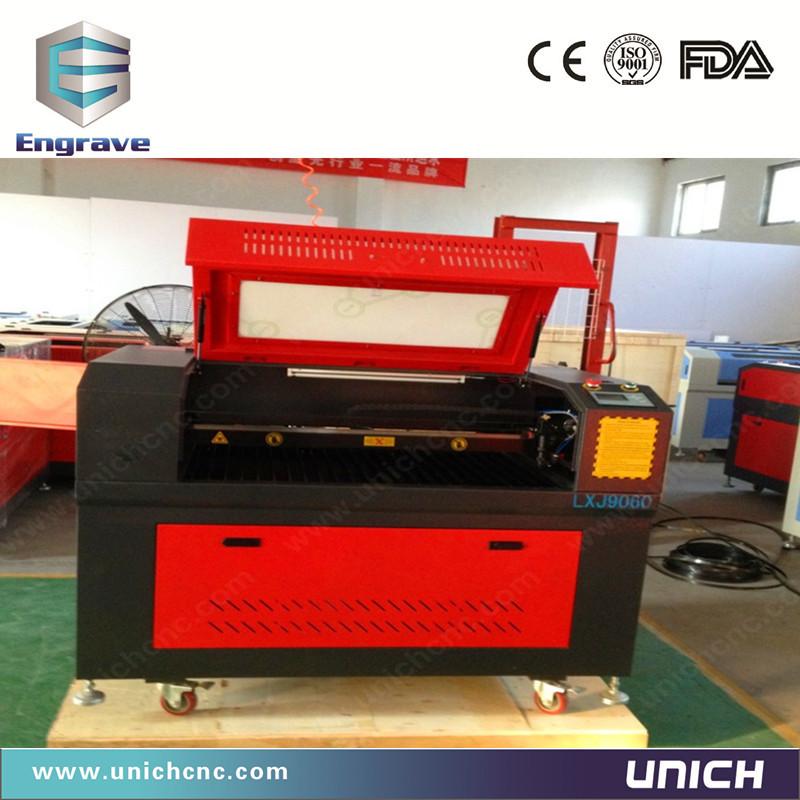 New designed factory supply computer fabric laser cutting machine(China (Mainland))